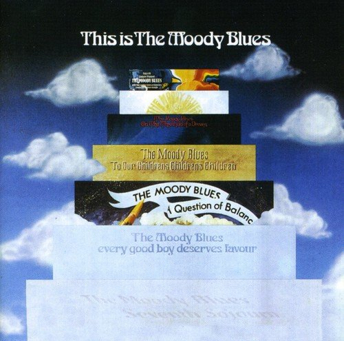 This Is The Moody Blues (The Best Of The Moody Blues)