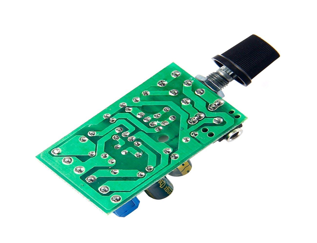 winwill DC1.8/ /12/V tda2822/m amplificador 2.0/canales est/éreo AUX Audio Amp Junta M/ódulo