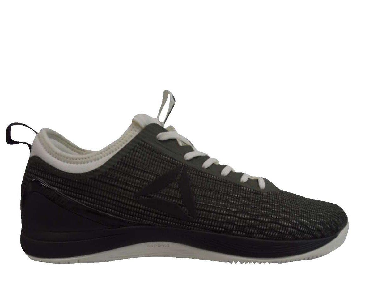 Reebok Women's R Crossfit Nano 8.0 Sneaker, Hunter Green/Coal/chalk, 9 M US by Reebok