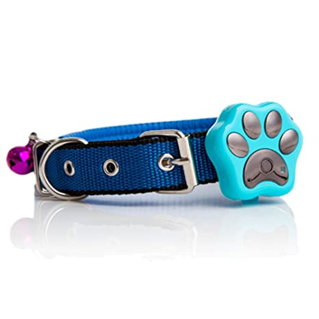 Gemine® - Rastreador GPS anti-pérdida para perros y gatos, impermeable