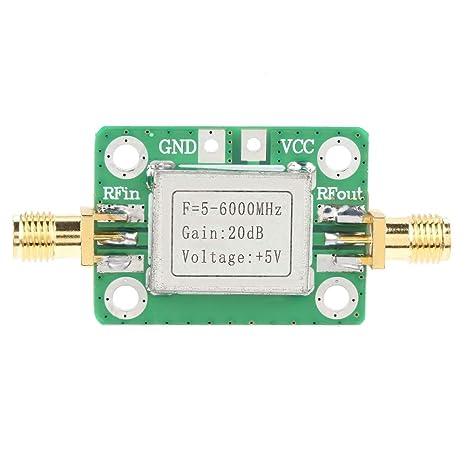 LNA Amplifier, 5M~6GHz Low Noise RF Broadband Signal