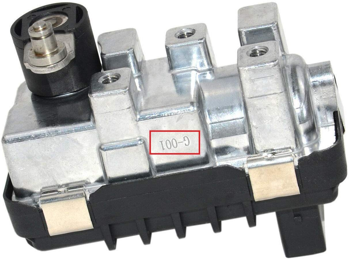 320 W164 A6420905980 6NW009660 6NW008412 6NW009228 G-001 Turbo Actuator For Mercedes Benz 3.0 E-Class 300 W212 1