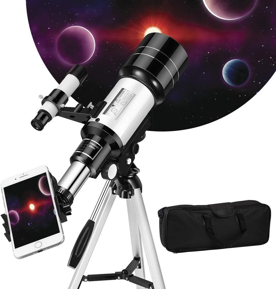 Telescopio astronomico con Sky treppiede monoculare Telescopio Spaziale Observationfor Convenienza