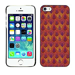 PatternViking PC Polycarbonate Aluminium Back Case Cover Apple iPhone 5 / 5S ( amazing pattern )