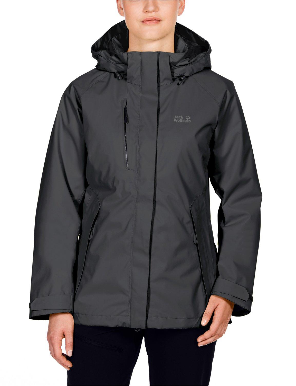Jack Wolfskin Damen Northern Edge Women Wetterschutzjacke JACM8|#Jack Wolfskin 1107871