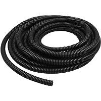 X AUTOHAUX Tubo de Cable Flexible para Coche