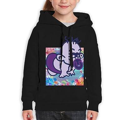 Amazon.com: Sudadera con capucha para bebé con chupete de ...