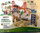Best Wooden Train Sets - Imaginarium Express - Mega Train World - Train Review