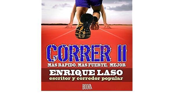 Amazon.com: Correr II [Run II] (Audible Audio Edition): Enrique Laso, Albert Navarro, Booka: Books