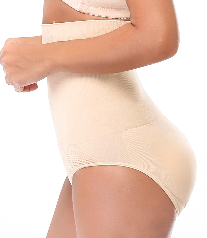 SEXYWG Butt Lifter Padded Shapewear Enhancer Underwear Hi-Waist Control Panties SF5617