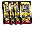 (Set of 4) Retro Pinball Money Machine Puzzles - Fun Challenging Gift Holder