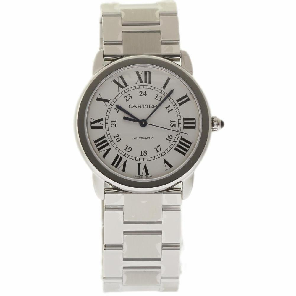 Cartier Ronde Solo swiss-automatic mens Watch WSRN0012 (Certified Pre-owned) by Cartier (Image #5)