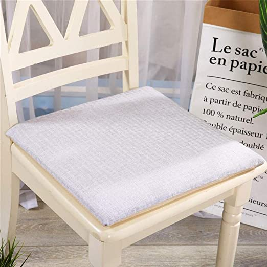 Indoor Outdoor Dining Garden Patio Soft Chair Seat Pad Cushion Home Decor UK ip