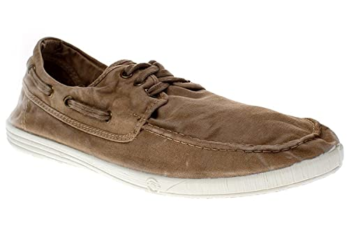 Natural World 303 E Zapatilla hombre cordones: Amazon.es: Zapatos y complementos
