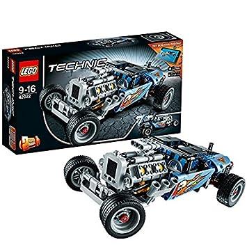 Lego Technic 42022 Hot Rod Amazonde Spielzeug