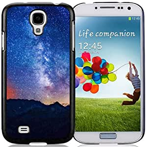 Milky Way Mountains Durable High Quality Samsung Galaxy S4 I9500 Case