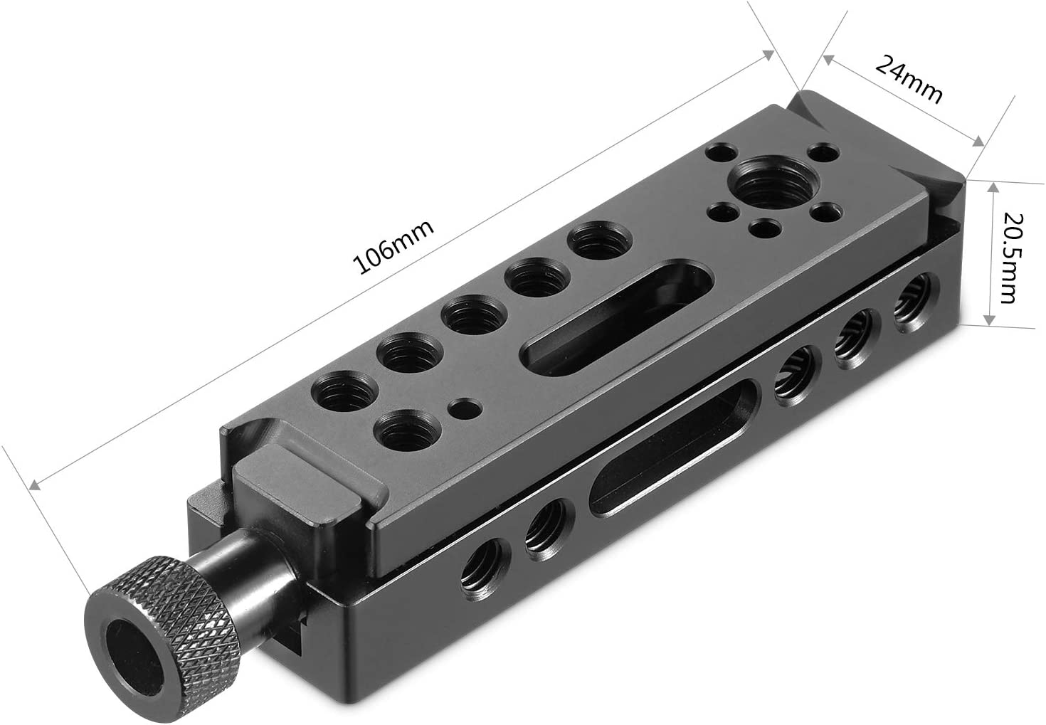 2107 SMALLRIG Quick Release Mounting Bracket for Teradek Bolt Receivers and Transmitters