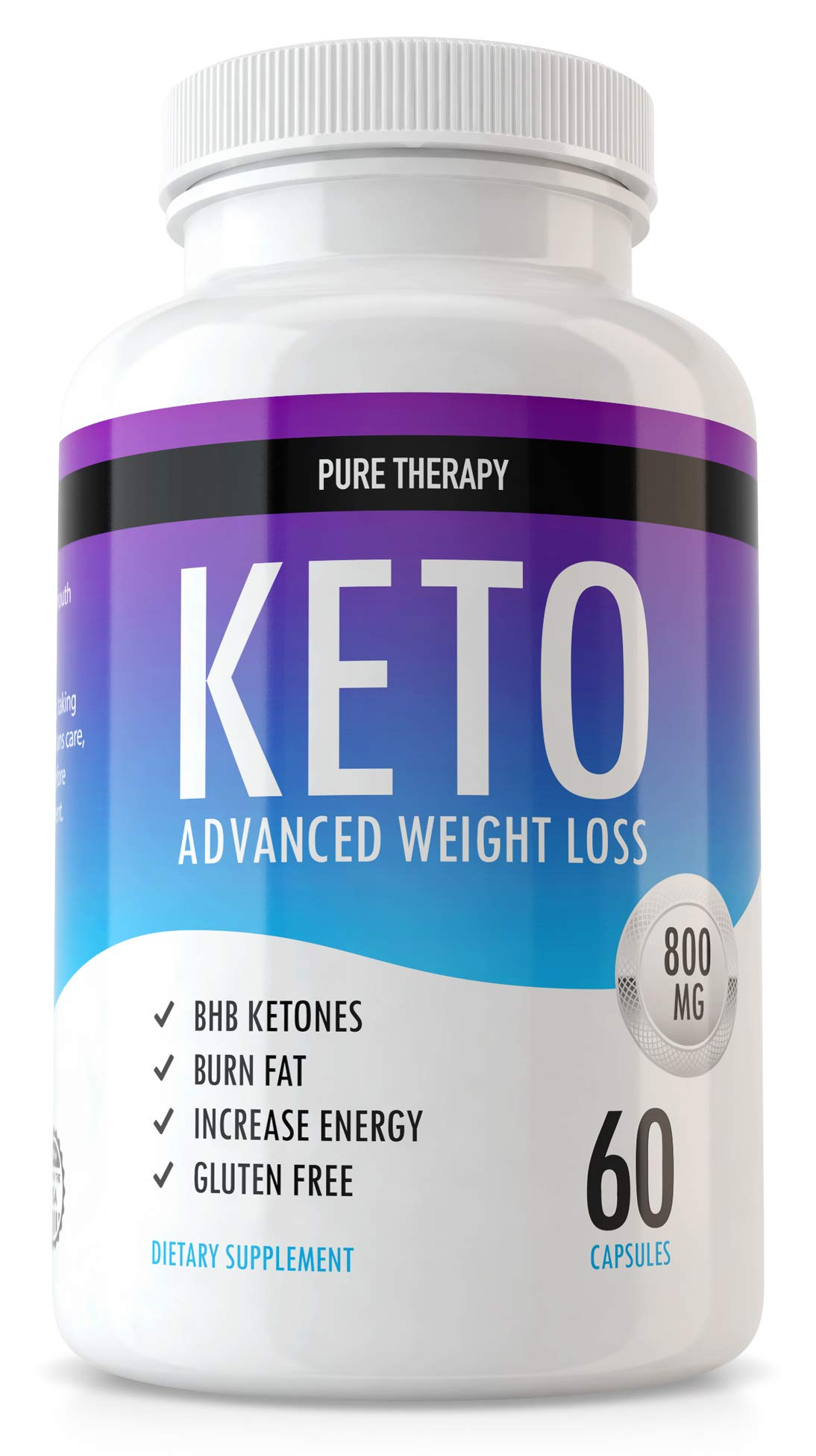 Pure Therapy Ketogenic Diet Pills - BHB