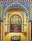 Mosque Entrance, Islamic art Architecture