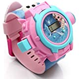 bks 24 Images Frozen Projector Watch, (Multicolour)