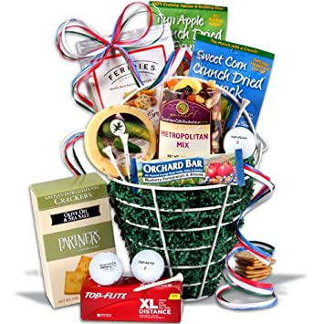 Image Unavailable. Image not available for. Color: Hitting The Range - Father's Day Gift Basket