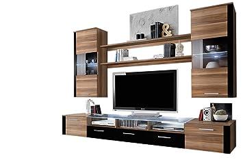 concept muebles frische moderne wohnwand entertainment center geraumige und elegante mobel tv unterschrank