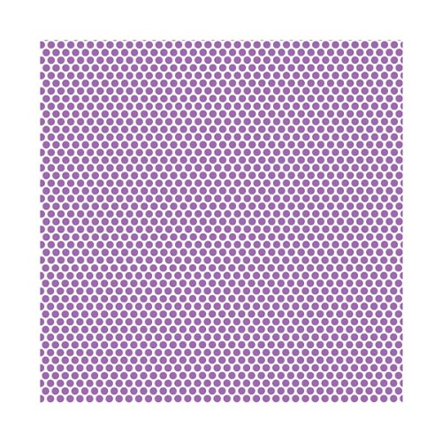 We R Memory Keepers Washi Adhesive Sheet, 12 by 12-Inch, Purple