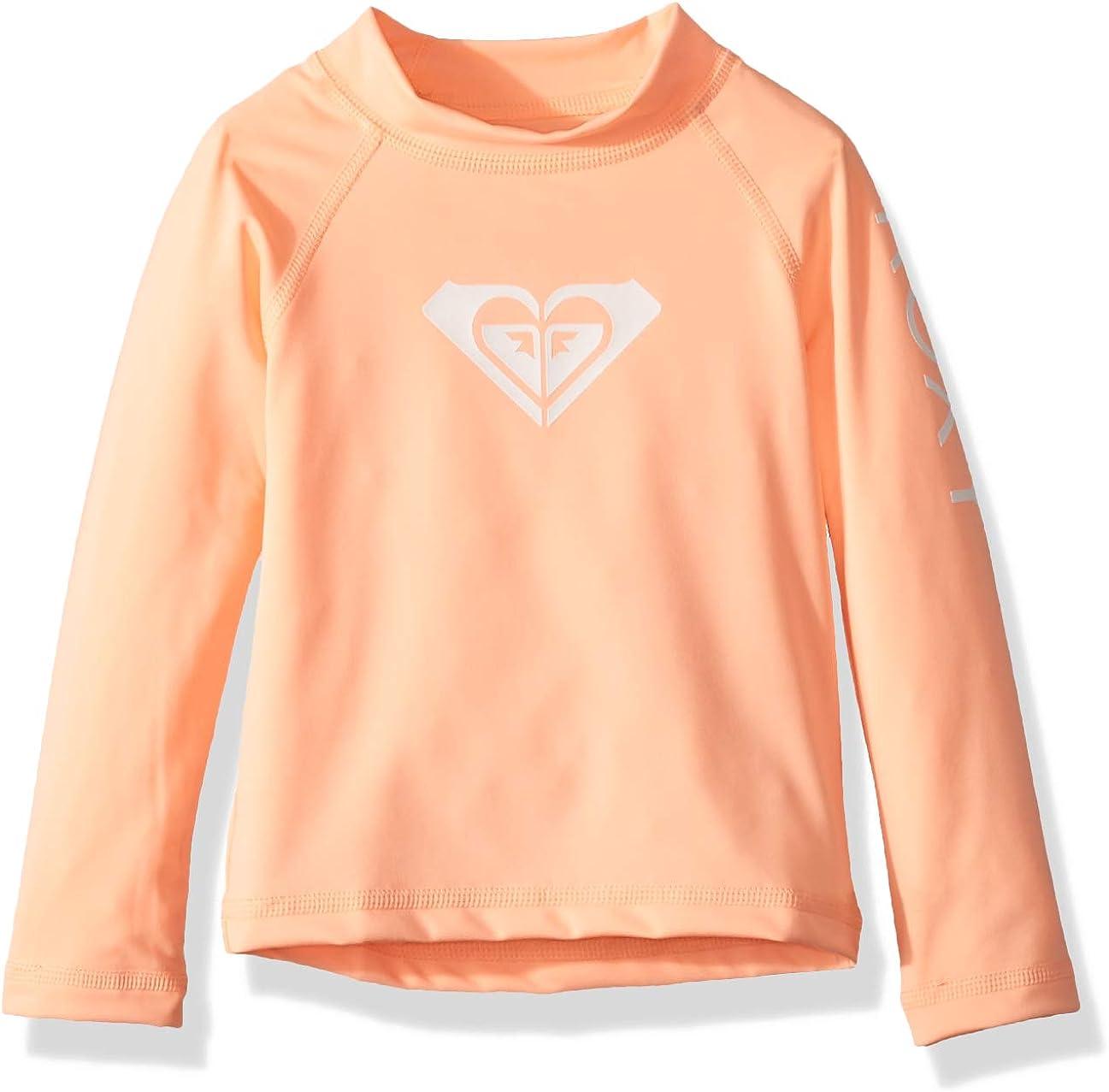 Roxy Girls Rash Guard Shirt