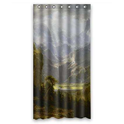 TonyLegner Shower Curtains Width X Height 36 72 Inches W H 90 By 180