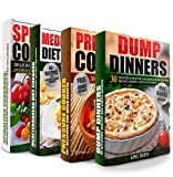 COOKBOOKS: Dump Dinners Cookbook, Pressure Cooker Cookbook,...