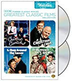 TCM Greatest Classic Films Collection: Holiday (Christmas in Connecticut / A Christmas Carol 1938 / The Shop Around the Corner / It Happened on 5th Avenue) by Barbara Stanwyck