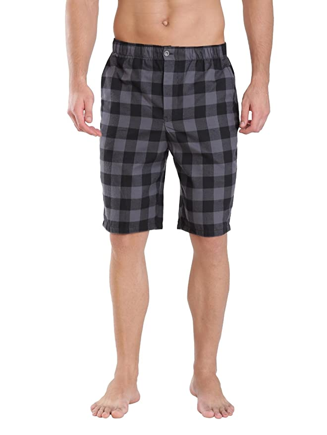 Jockey Men's Relaxed Fit Cotton Shorts Men's Shorts at amazon