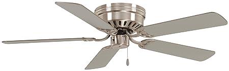 Minka Aire F565-BN Ceiling Fan in Brushed Nickel Finish
