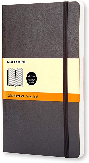 Moleskine Monthly Planner Diary 2017 Large//Pocket//Extra Large Notebooks12 Month