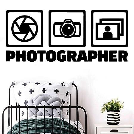 YuanMinglu Fotógrafo de Arte Etiqueta de la Pared removible ...
