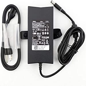 Dell 130-Watt 3-Prong AC Adapter with 6 ft Power Cord