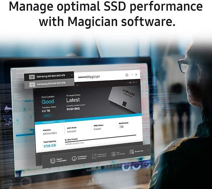 SAMSUNG SSD 860 1TB 2.5