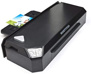 Black+Decker LAM95FH Flash Pro Thermal Laminator, 9-1/2 x 5 Mil Maximum Document Thickness