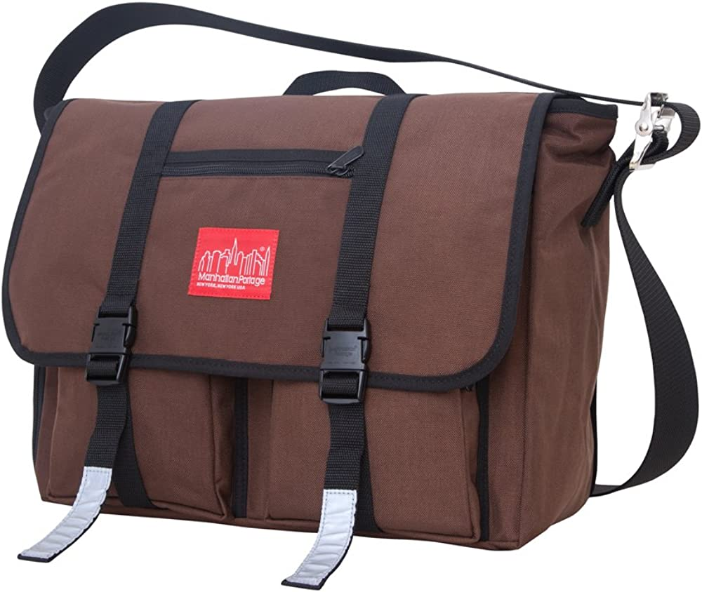 Manhattan Portage Trotter Messenger Bag Lg 15 quot Laptop