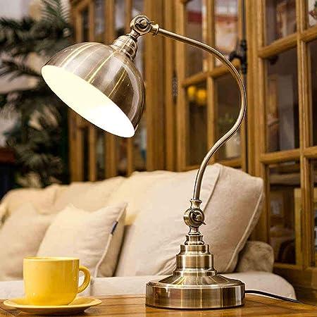 Xiao Yun ☞ * Antiguas lámparas de Mesa de Bronce American Village ...