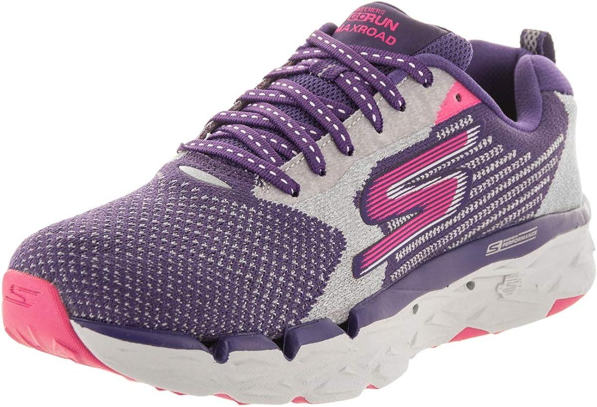 nudo dentro Penetrar  Amazon.com | Skechers MaxRoad 3 [15208PRPK] Women Running Shoes  Purple/Pink-085 | Road Running
