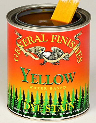 General Finishes DPV Water Based Dye, 1 pint, Vintage - Wood Finish Vintage