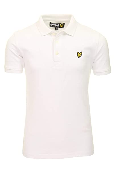 ff7b1bf43 Lyle and Scott Junior - Classic Marl Polo Shirt
