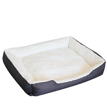 Jet-Line Cama para su Perro Perros Animales Cama Dormir Espacio para Perros 60 x 40 x 18 cm: Amazon.es: Productos para mascotas