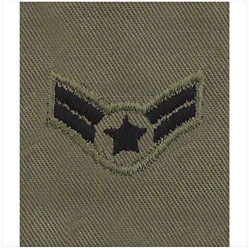 - Vanguard AIR FORCE EMBROIDERED RANK: AIRMAN FIRST CLASS - ABU GORTEX