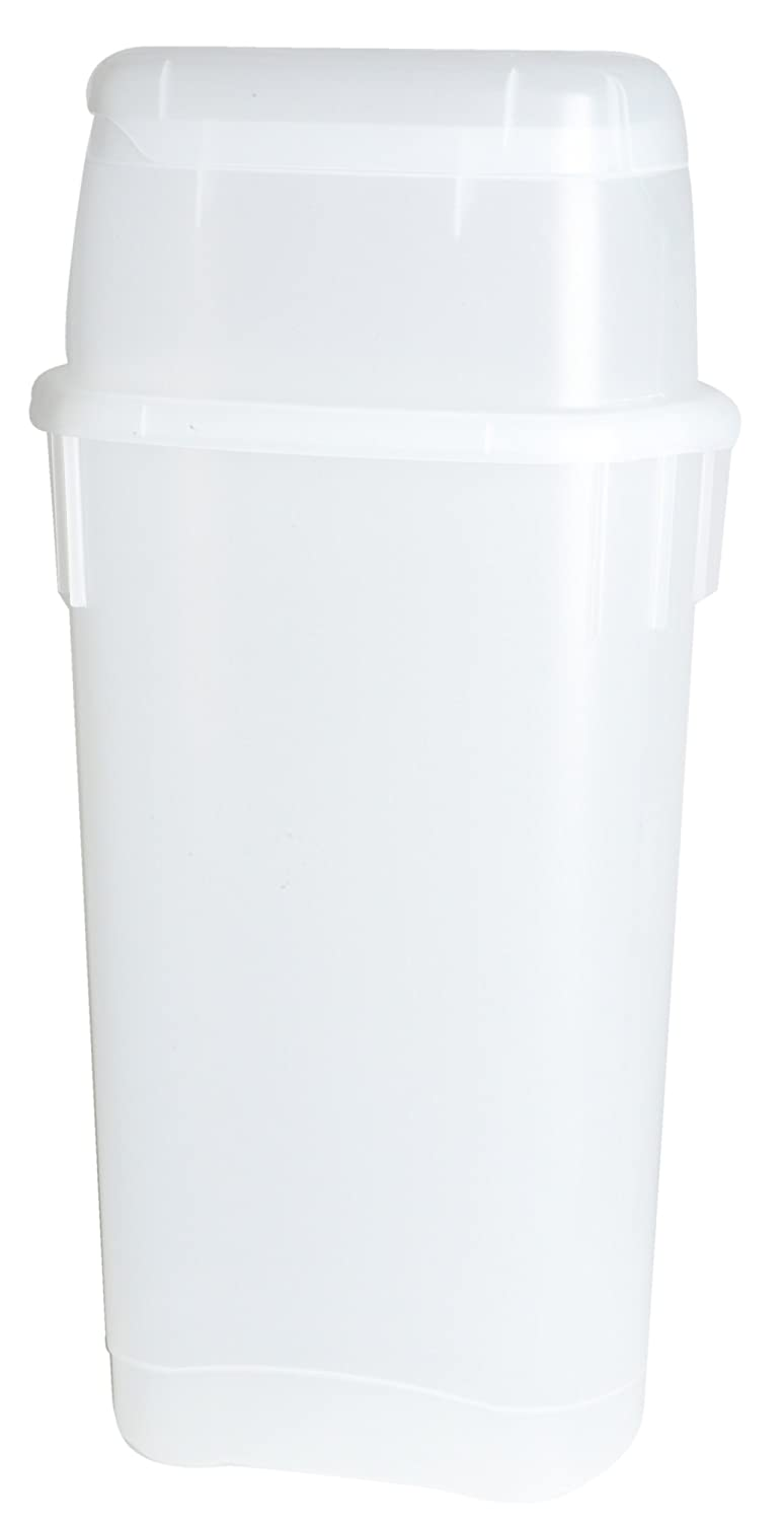 Amazoncom  Rubbermaid 220200 Wrap Nu0027Craft 33Inch Vertical Storage  Container Clear Gift Wrap Storage Container A21