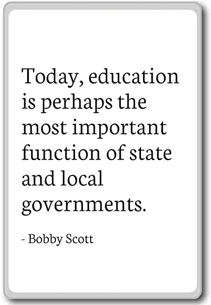education is the most important