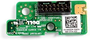 Dell Optiplex 780 USFF Power Button Board- K600M