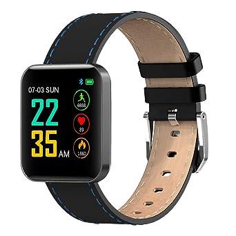 BZLine Fitness Tracker Bluetooth Smartwatch, estanco IP67 ...