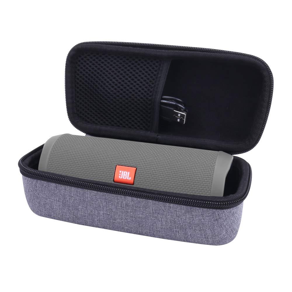 Aenllosi Funda Caso para JBL Flip 4 Altavoz Bluetooth port/átil